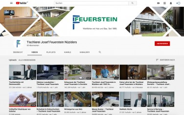 Feuerstein YouTube Channel